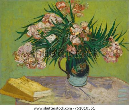 Oleanders by Vincent Van