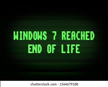 Windows 7 Hd Stock Images Shutterstock
