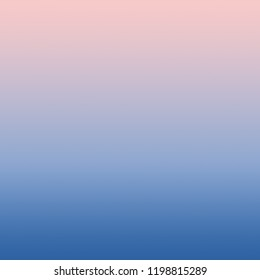 Ombre Millennial Pink Blue Gradient Pastel Background Minimal Blurred Texture Trendy Colors