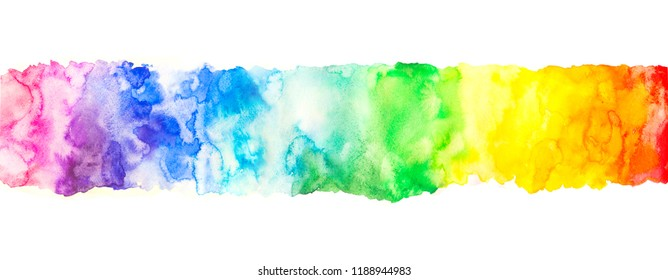 ombre watercolor background isolated on white, for text,tag, logo, design. color like