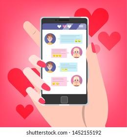 Online Dating hälso-och sjukvårds personal