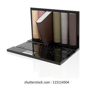 Online learn digital library