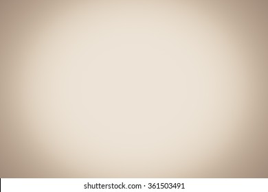 Only empty simply dark deep white, brown, khaki background. Summer, winter, fall, autumn time. Bright halftone colors pattern