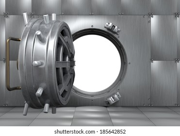 Vault Door Images Stock Photos Amp Vectors Shutterstock