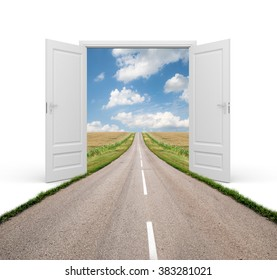 Open the door to a new reality