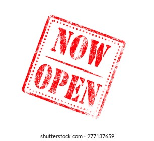 .Now open grunge rubber stamp on white background.