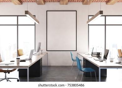 Imagenes Fotos De Stock Y Vectores Sobre Poster Mockup Wall
