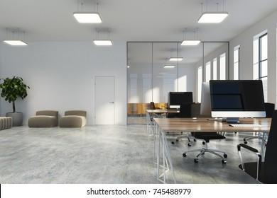 Bureau design blanc images stock photos vectors shutterstock