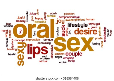 Word for oral sex