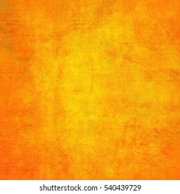 Orange abstract watercolor macro texture background