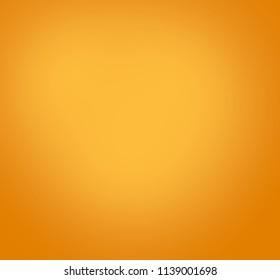 orange background 3d-illustration