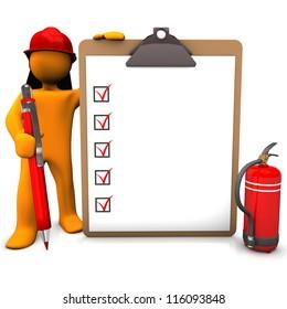 Ilustraciones, imágenes y vectores de stock sobre Fire Safety