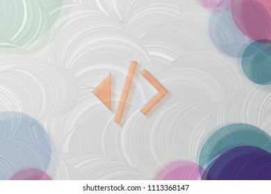 Royalty Free Stock Illustration of Orange Reply Icon On