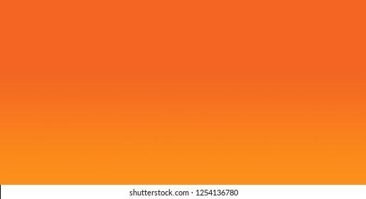 Orange gradiant background