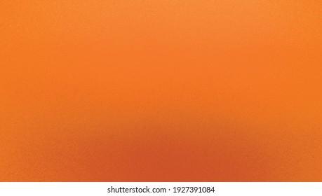 Orange gradient grain wallpaper abstract Orange texture background with gradient