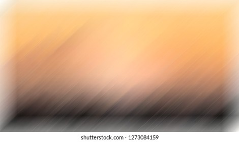 orange and gray background with soft oblique linear pattern