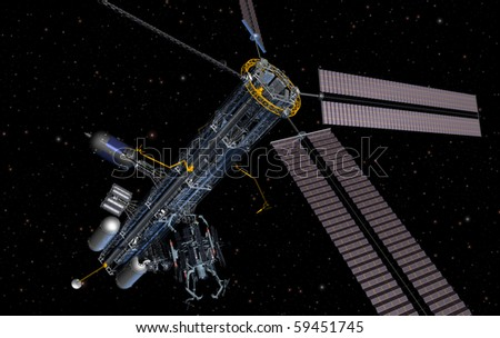 Orbital Refueling Station