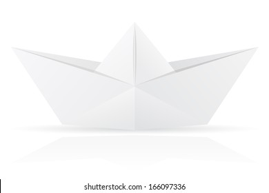 royalty free origami steamboat images stock photos vectors