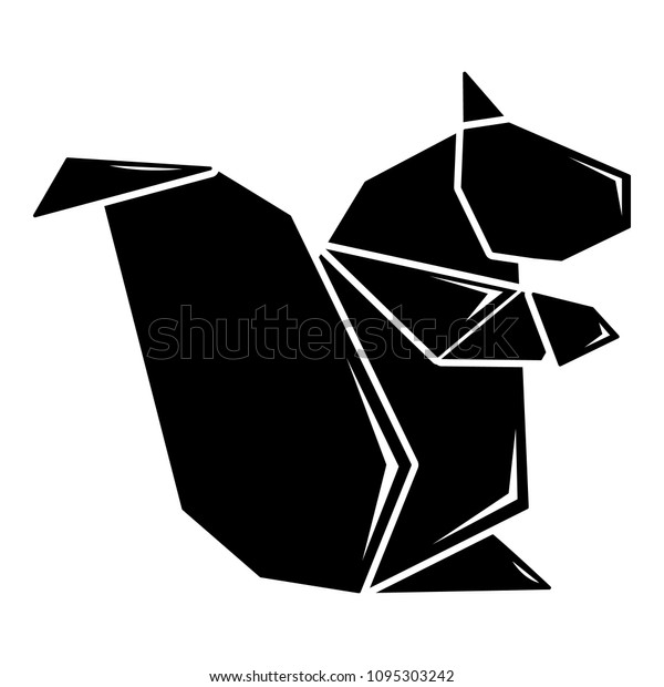 Easy Origami Squirrel Face Instructions You Can Fold Easily | 620x600