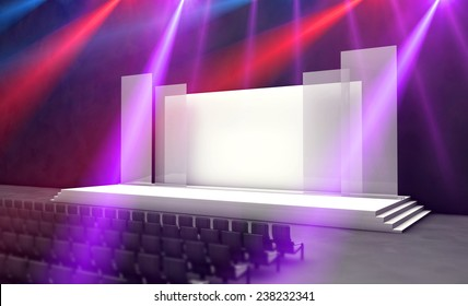Stage Design Images Stock Photos Amp Vectors Shutterstock