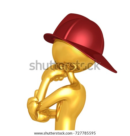 Royalty Free Stock Illustration of Original Fireman 3 D Character ... 9db9f6dff2fc