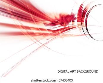 Original fractal background