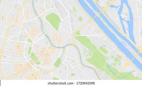 It is a original map Vienna city. Modern city  this a capital austria.