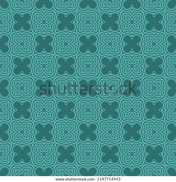 original pattern with lace decorative ornament. seamless   illustration.