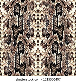 original snake skin pattern background