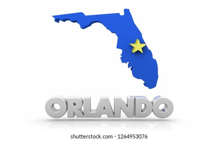 Orlando Florida On Map.Orlando Fl Map Stock Illustrations Images Vectors Shutterstock
