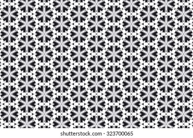 Фотообои Ornament with gray elements. d