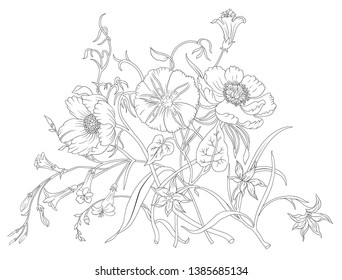 Photoshop Floral Images, Stock Photos & Vectors | Shutterstock