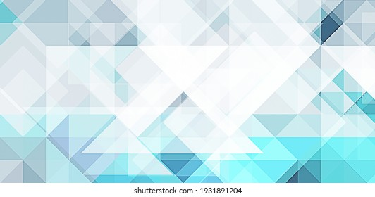 Overlapping design with triangles background. Abstract geometric wallpaper. Geometrical colorful triangular shapes.