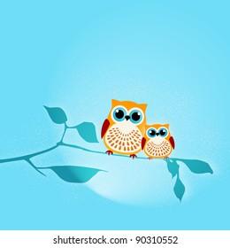 Owl (vector)