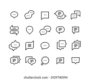 pack of vector icons with clouds