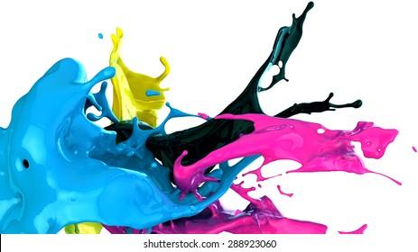 paint splash