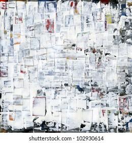 Painted grunge paper background, grunge texture