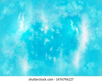 painted liquify Surface pastel blue and white color abstract freeform like sweet blue see background and wallpaper