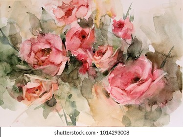 Shutterstock & Flower Vase Painting Images Stock Photos \u0026 Vectors | Shutterstock