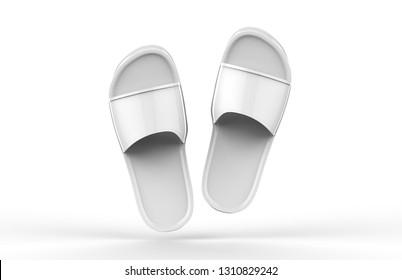 c9bb59f67e3ba Ilustraciones, imágenes y vectores de stock sobre Slippers,,,,,for ...