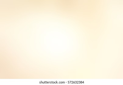 Pale yellow cream blurred background. Abstract warm spring texture.
