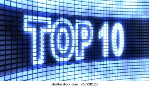 Panel Top 10