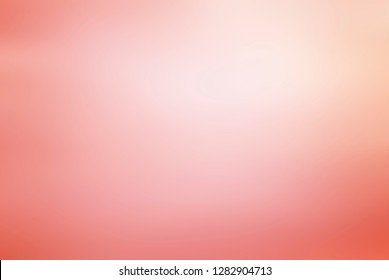 Pantone color of the year 2019 living coral gradient