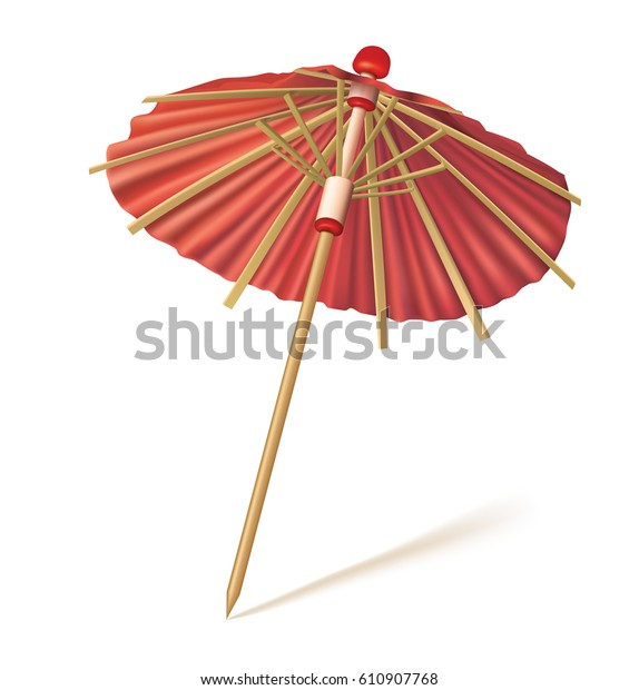 TRIXES 24PC Cocktail Umbrellas for Drinks - Colourful Paper Drinks ... | 620x574