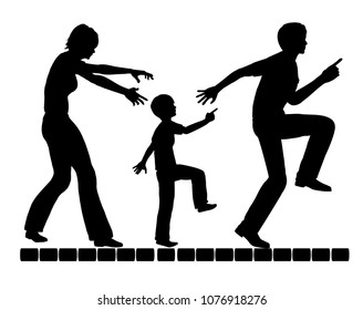 Parents as Role Models. The parental influence on the behavioral development of children