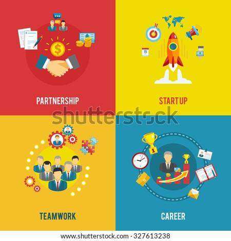 startup business partnership