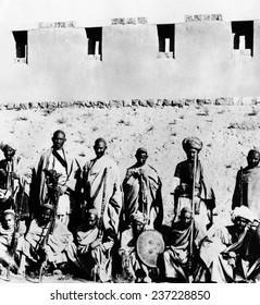 Pashtun tribe in the 1930s in what is now Pakistan and Afghanistan.