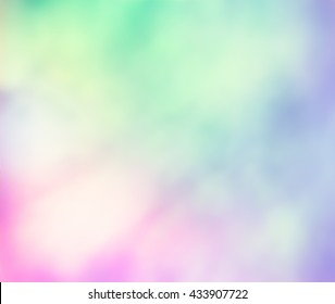 Pastel abstract background. Completed in delicate floral spring joyful palette. Very blurry textures. Stylish and neutral, will give a harmonious finish any type of design.