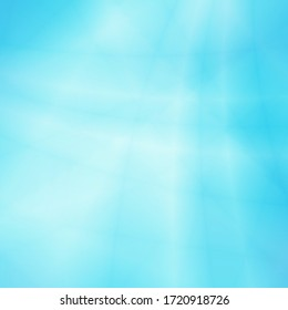 Pastel blue art abstract illustration background