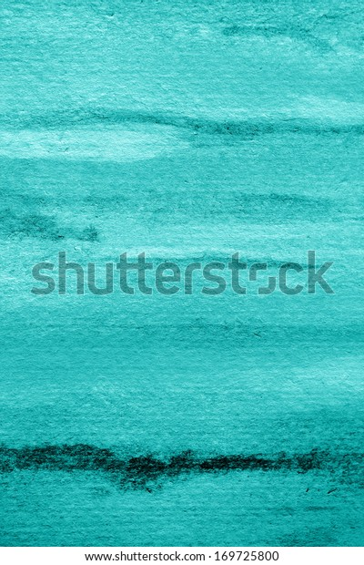 Pastel Blue Watercolor Background 2 Stock Illustration 169725800